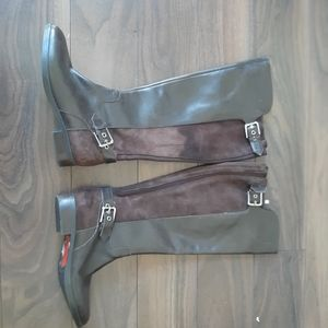 Marc Fisher knee lenght riding boots